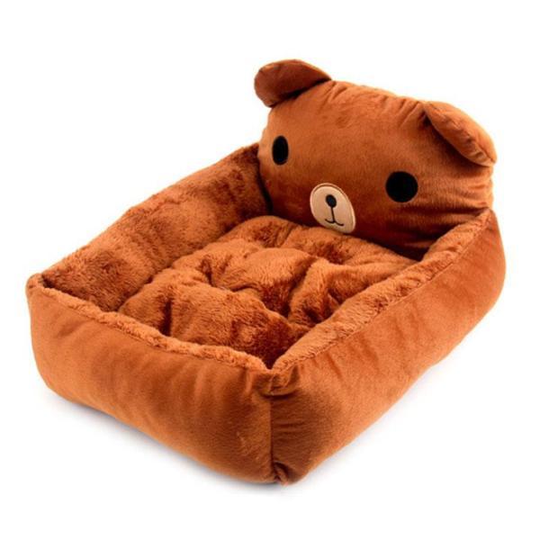 Đệm thú hình cute - Nệm chữ nhật 2 lớp cho thú cưng - CutePets