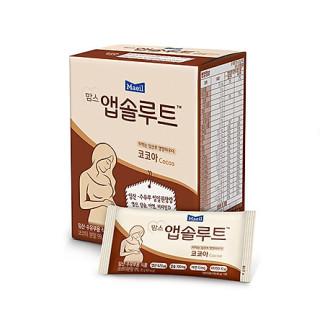 Sữa bầu Maeil Mom s Absolute Hàn Quốc vị cao cao hộp 10gói x 20g - Sữa dành cho mẹ bầu Maeil bổ sung dinh dưỡng hàng chính hãng - VTP mẹ và bé TXTP033 thumbnail