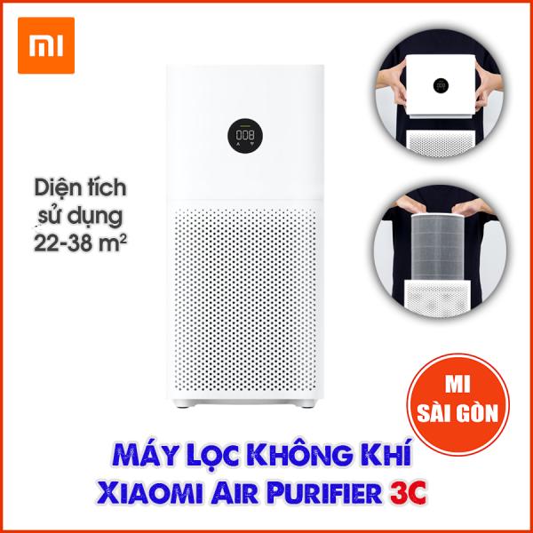 Máy Lọc Không Khí Xiaomi Air Purifier 3C - Bảo hành 12 tháng Chính Hãng