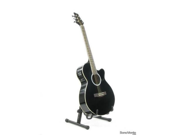 Đàn Guitar Acoustic Stagg SW206-CETU-BK có EQ Chính Hãng - Phân Phối SolG HÀ NỘI