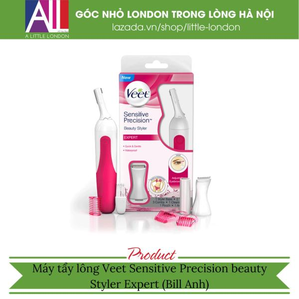 Máy tẩy lông Veet Sensitive Precision beauty Styler Expert (Bill Anh)