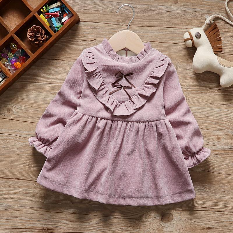 Giá bán Váy Cổ Tàu Bèo Nhún Cho Bé - VK1 ,váy cho bé, váy thời  trang của bé + Tặng thẻ tích điểm nhận quà.