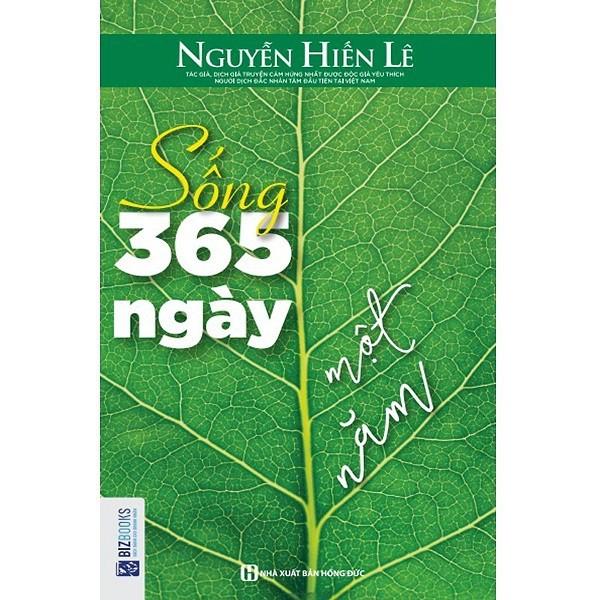 Sách - Sống 365 ngày một năm