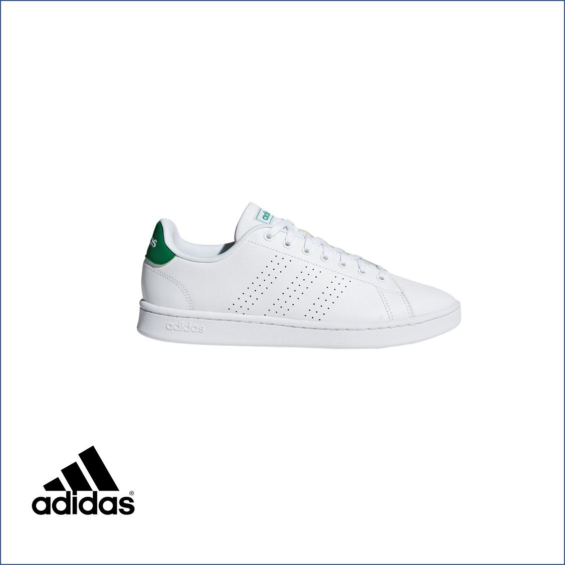 Bảng giá adidas Giày thể thao tennis nam ADVANTAGE F36424