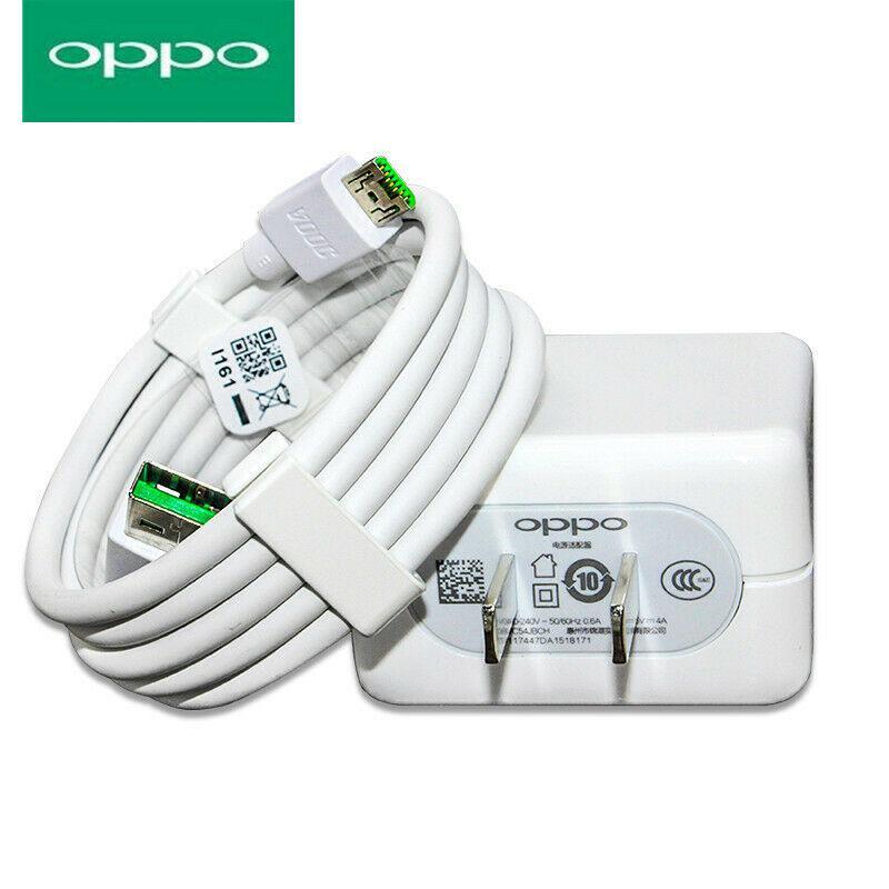 Bộ Sạc Nhanh OPPO VOOC 3.0 - F11/F11 Pro - Cáp Micro-USB 7 PIN - Dài 1M Giá Quá Ưu Đãi
