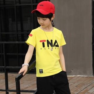 Bộ quần áo mùa hè siêu hot mẫu TNA dành cho bé trai từ 16-45kg. Phong cách Hàn Quốc, màu sắc đẹp, thoáng mát, thoải mái. thumbnail