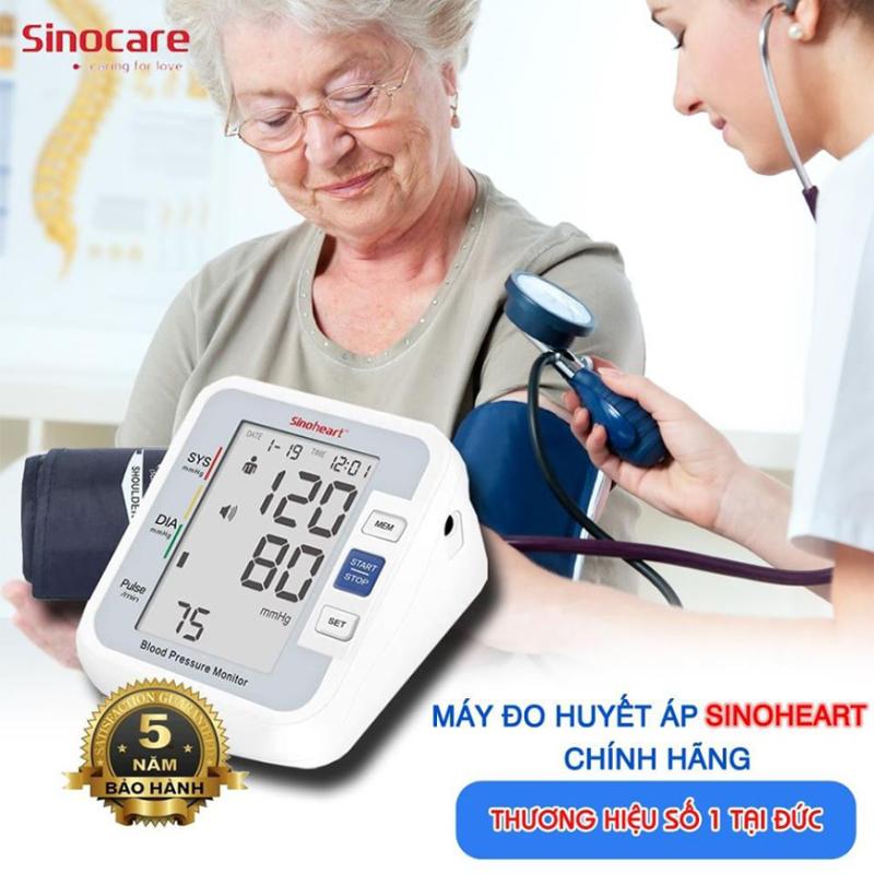 Máy Đo Huyết Áp Nhật Loại Tốt - Máy đo huyết áp Omron HEM , MÁY ĐO HUYẾT ÁP ARM STYLE - Máy đo huyết áp , nhịp tim tự động chuẩn xác , nhanh chóng BẢO HÀNH 12 THÁNG