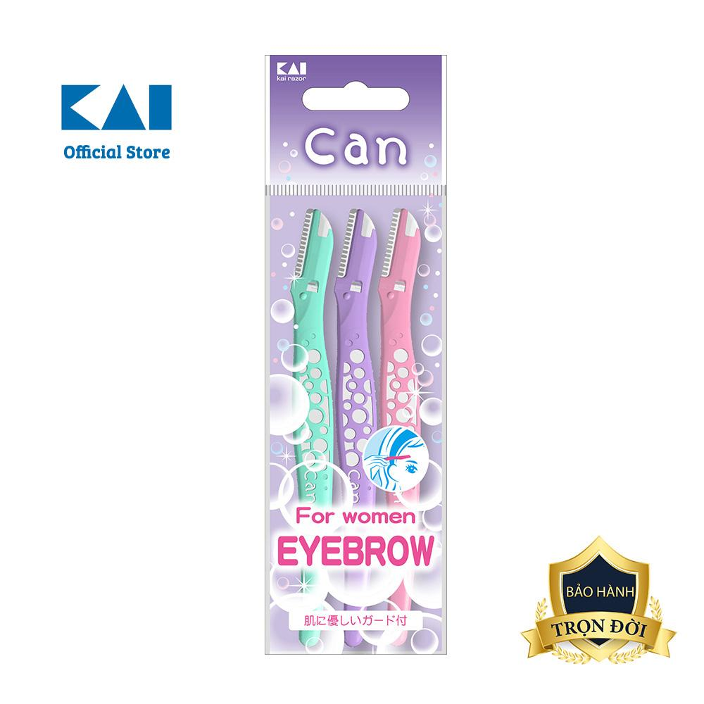 Dao cạo lông mày cao cấp Nhật cho nữ Can Eyebrow