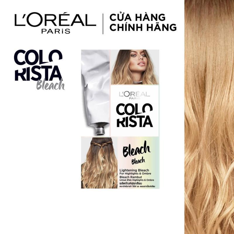 [QUÀ TẶNG KHÔNG BÁN] Kem tẩy tóc LOreal Paris Colorista Bleach cao cấp