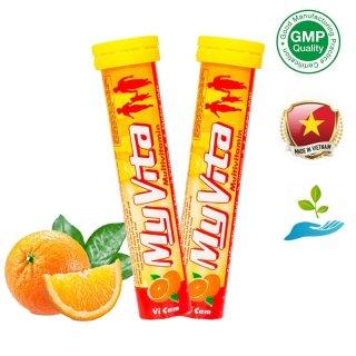 MATARA - MyVita Multi - Viên Sủi Bổ Sung Vitamin Và Khoáng Chất thumbnail