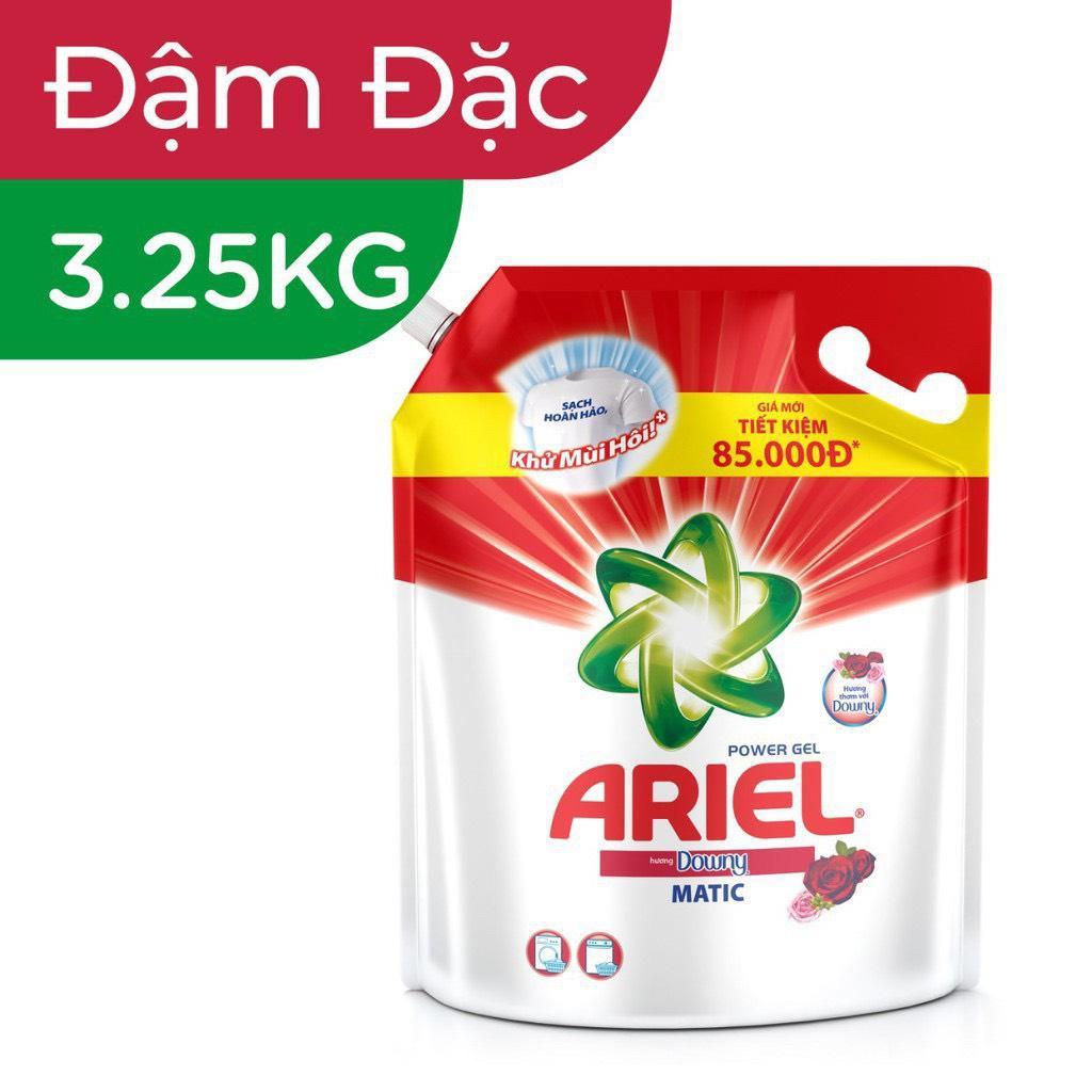 Nước Giặt Ariel Tui 3.25L Hương Downy