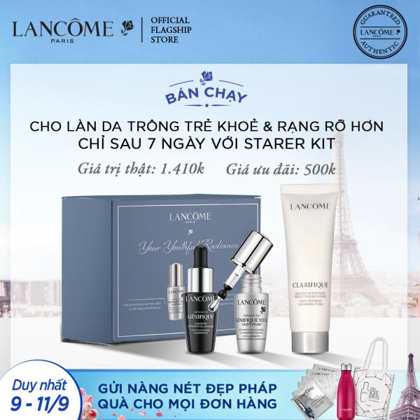Bộ sản phẩm Lancôme Génifique Starter Kit nhập khẩu