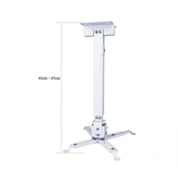 Bảng giá [HCM]Khung treo máy chiếu 30cm - 60cm cam kết hàng đúng mô tả chất lượng đảm bảo an toàn đến sức khỏe người sử dụng đa dạng mẫu mã màu sắc kích cỡ Phong Vũ