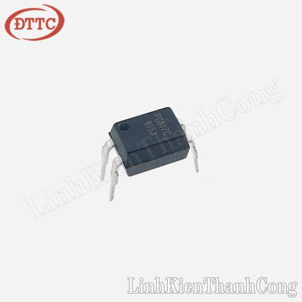 Bảng giá Bộ 10 Chiếc Opto PC817 - DIP4