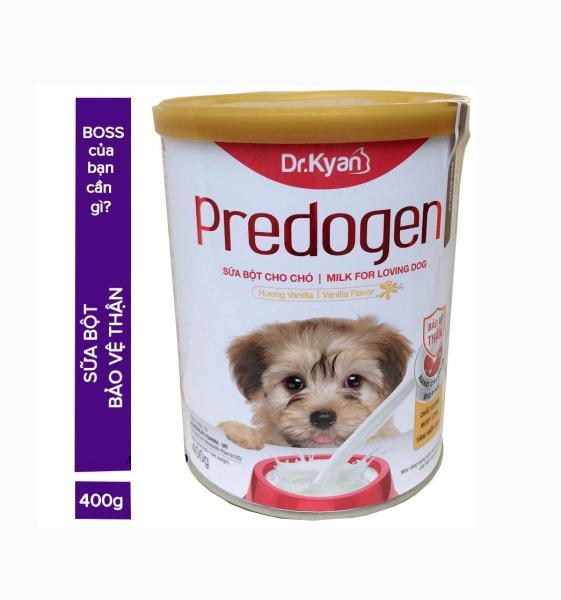 Sữa Bột Cho Chó Dr.Kyan PREDOGEN 400g - Phụ kiện thú cưng Hà Nội