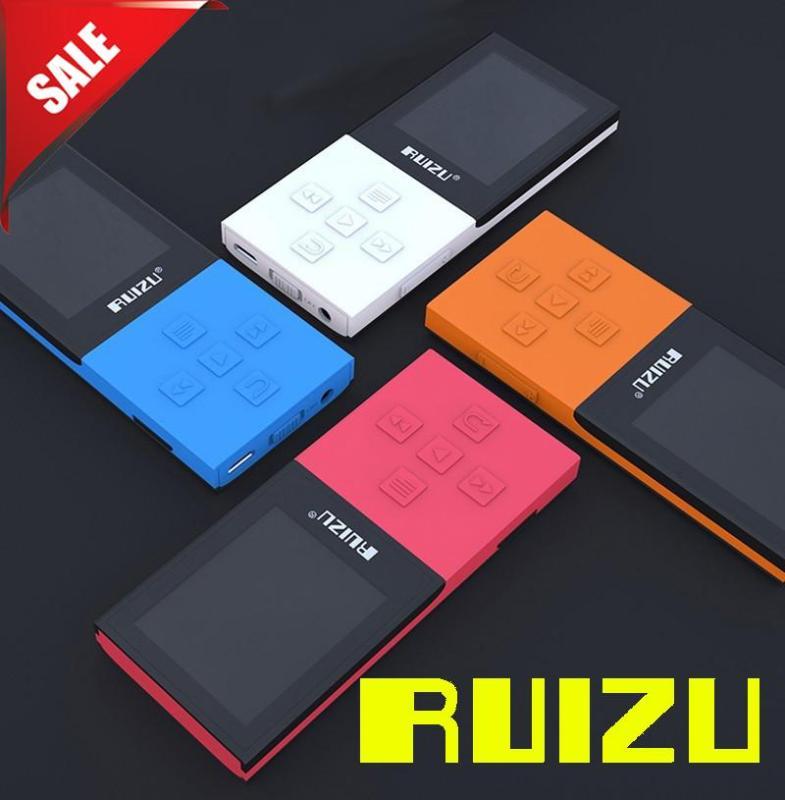 Máy Nghe Nhạc MP3/MP4 Bluetooth Lossless Ruizu X18 8GB