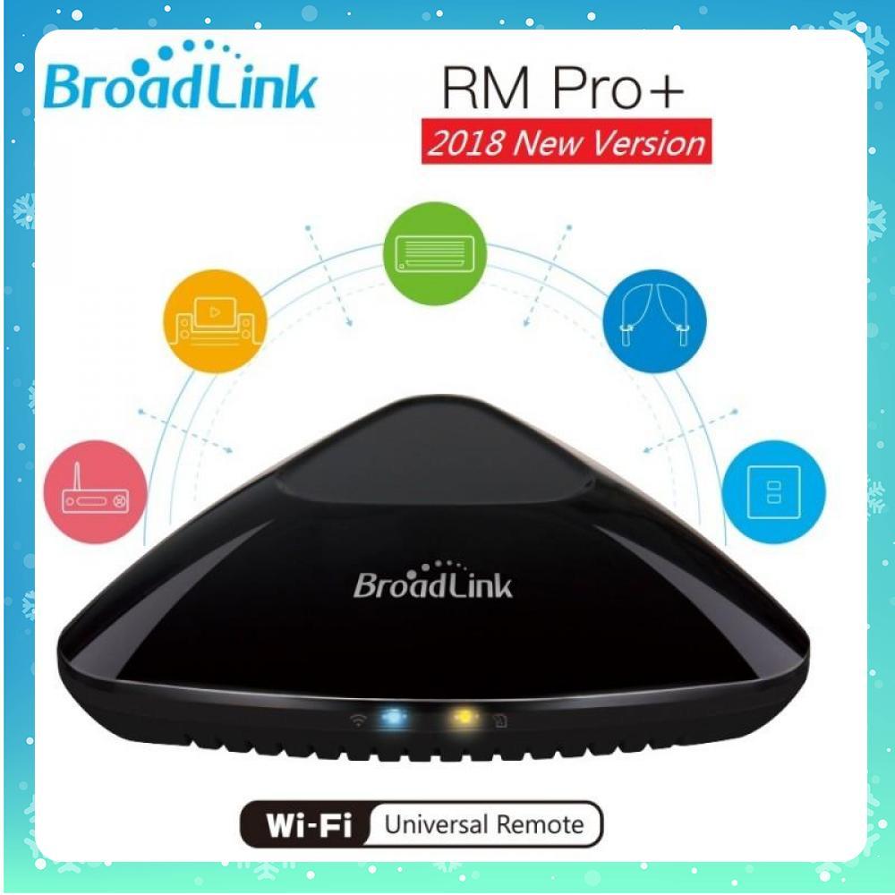 Trung Tâm Điều Khiển Nhà Thông Minh Broadlink RM-Pro+ giá rẻ