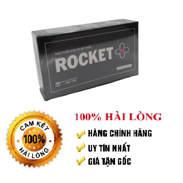 Dưỡng thận hàng ngày Rocket tăng cường sinh lý nam, tăng testosterol, giảm tiểu đêm, đau lưng, mỏi gối-Hộp 45 viên nang Rocket, dùng được 1 tháng[CHE TÊN KHI GIAO HÀNG] An toàn, không tác dụng phụ nhập khẩu