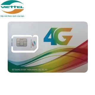 SIM V120 4G VIETTEL 2Gb ngày, gọi miễn phí nội mạng, ngoại mạng, dùng cho điện thoại di động,máy tính bảng,phát wifi,camera,dcom,đồng hồ thông minh,dùng toàn quốc thumbnail