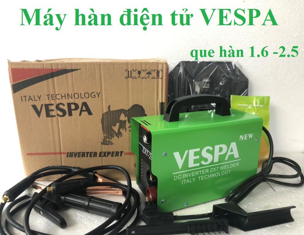 May han que Vespa, may han điện tử chất lượng cao, thiết kế nhỏ gọn, dễ dàng di chuyển