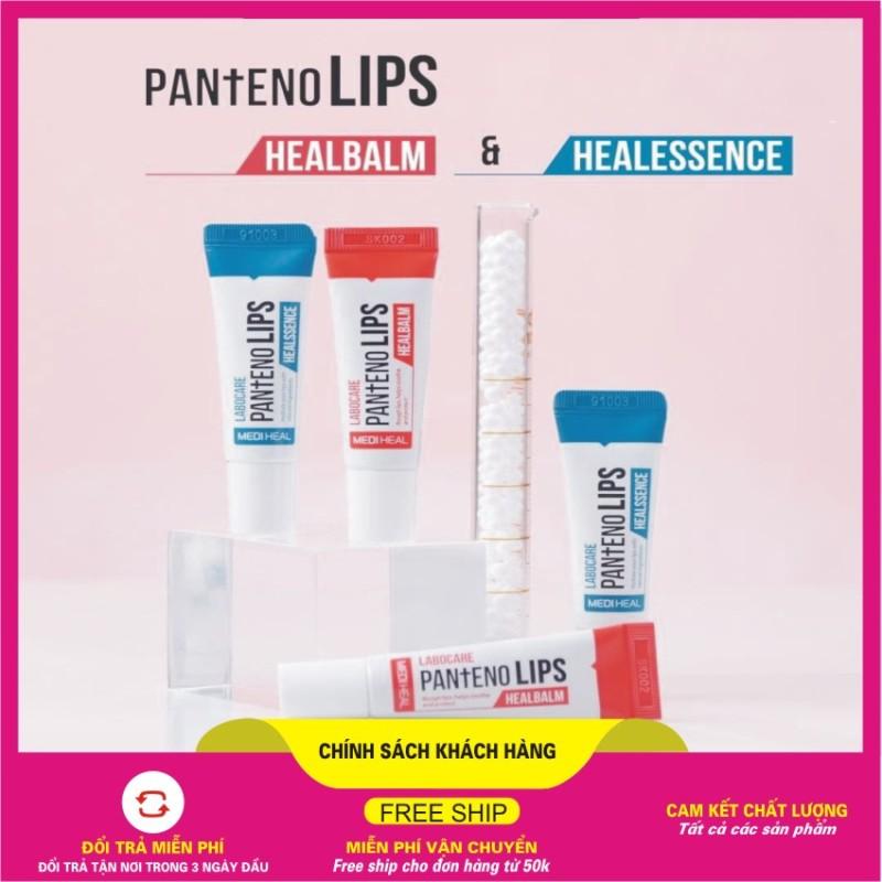 Son dưỡng môi, làm hồng môi, dưỡng ẩm, chống nắng cho đôi môi Labocare Panteno Lips giá rẻ