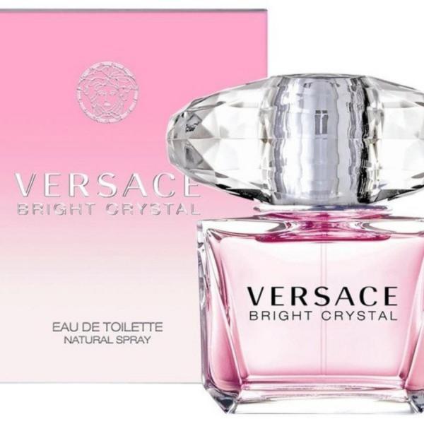 Nuớc hoa nữ Versace Bright Crystal Eau de Toilette 90ml