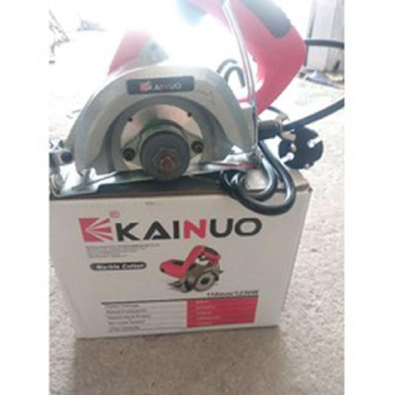 máy cưa đĩa,máy cưa gỗ,máy cắt gạch cầm tay mini kainuo 4003