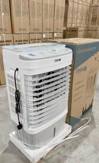 (Bơm tự ngắt) Quạt điều hòa 45L TOKAIO Thái Lan QS-616 130W 6000m3 gió- Phiên bản 2021 có bơm tự ngắt lưới chắn bụi- Bảo hành 1 năm- Quạt điều hòa hơi nước- Máy làm mát không khí thumbnail