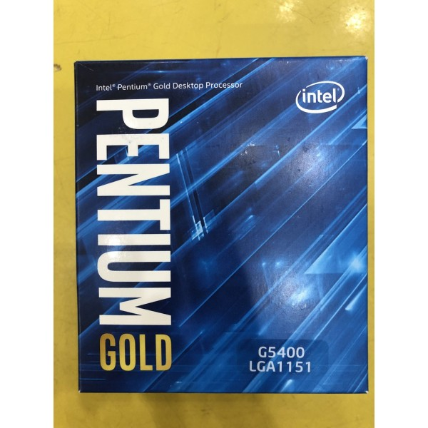 Bảng giá CPU Intel BOX G5400 (3.7Ghz) Phong Vũ