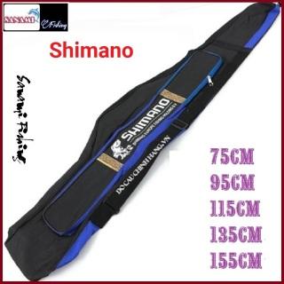 Túi đựng cần câu máy Shimano 75cm đến 1m65 1 ngăn thumbnail