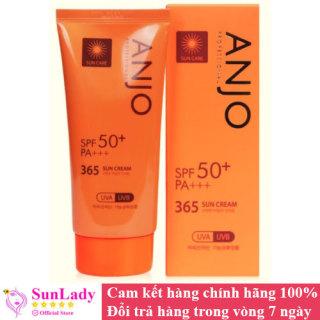 Kem Chống Nắng Anjo Professional SPF 50+ PA+++ 365 Sun Cream 70g Hàn Quốc thumbnail