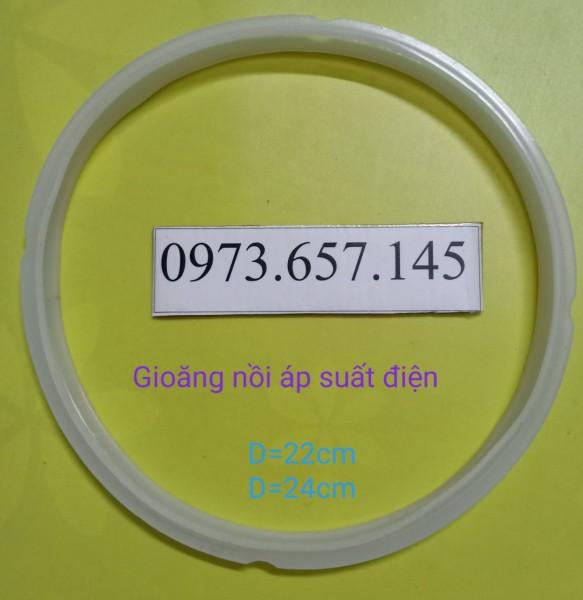 Bảng giá Gioăng nồi áp suất điện đa năng - Gioăng cao su 22 cm, 24 cm - - Gia dụng Thịnh Trang Điện máy Pico