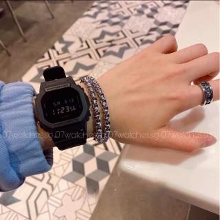 Đồng hồ thể thao nam cao cấp HOT - DH Vuông DW5600 Full Đen HOT - Đồng hồ thể thao - đồng hồ thể thao nam - đồng hồ thể thao thời trang thumbnail