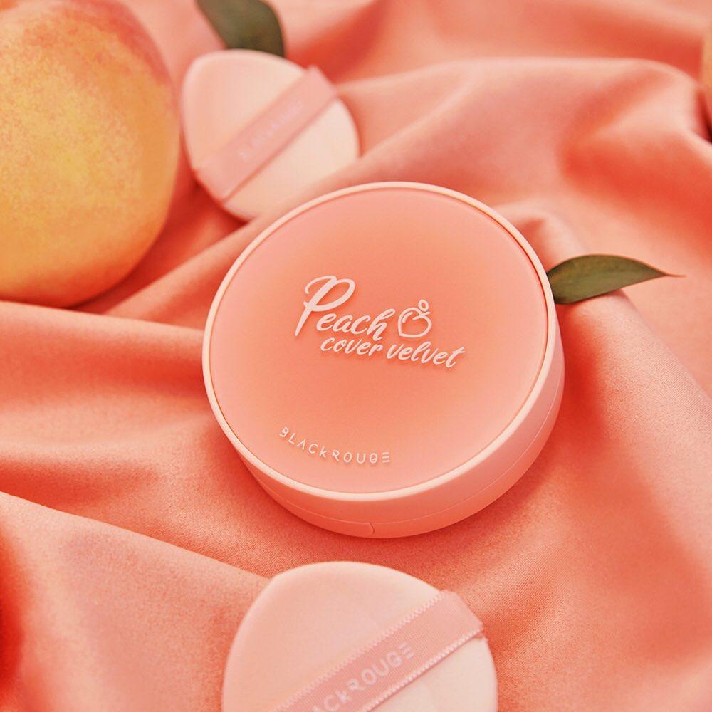 Phấn Nước Peach Hồng Đáo Phiên Bản Siêu Xinh Xẻo | Lazada.vn
