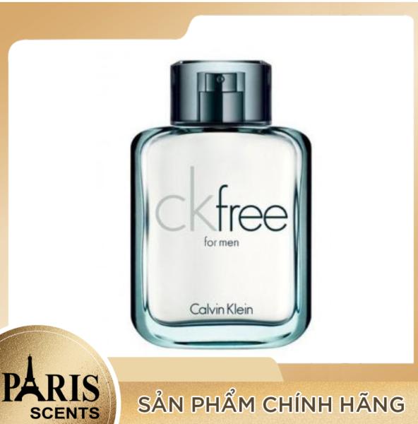 Nước Hoa Nam - Calvin Klein Free Men (Eau De Toilette) 100ml