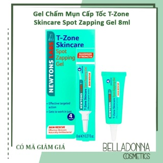 Gel Chấm Mụn Cấp Tốc T-Zone Skincare Spot Zapping Gel 8ml thumbnail