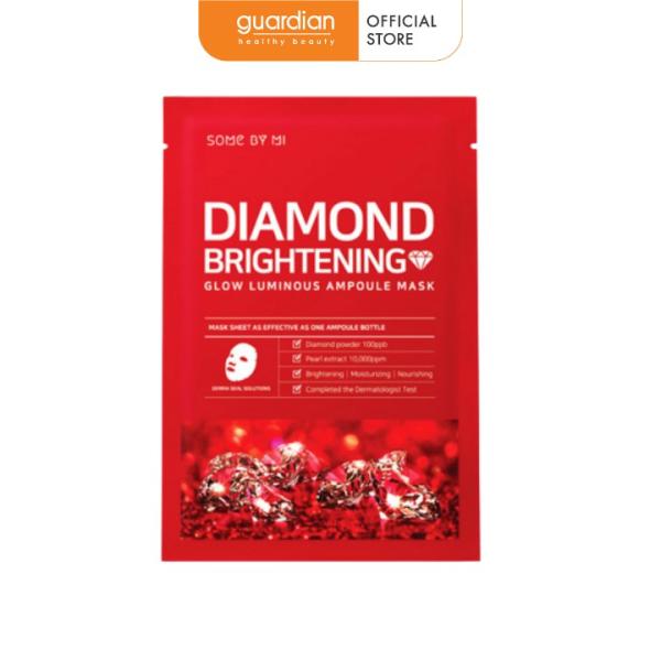 Mặt nạ dưỡng trắng Some By Mi Diamond Brightening Sheet Mask 25g giá rẻ