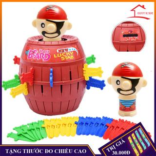 Đồ chơi trẻ em, bộ đồ chơi đâm hải tặc, trò chơi đâm hải tặc siêu kịch tính, giải trí cao thumbnail
