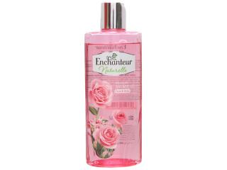 (combo) 2chai sửa tắm Enchanteur Naturelle hương hoa hồng 260g thumbnail