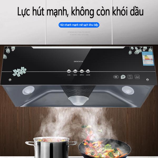 Bảng giá Máy hút mùi nhà bếp cao cấp hút khói dầu mỡ nhanh mạnh máy hút SHENTAITAI Điện máy Pico