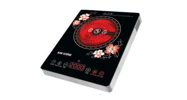 Bếp Hồng Ngoại Kim Cương YT-20D (Thân Inox)