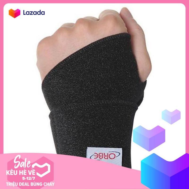 Băng thun cổ tay Orbe - Hỗ trợ cổ tay, chơi thể thao