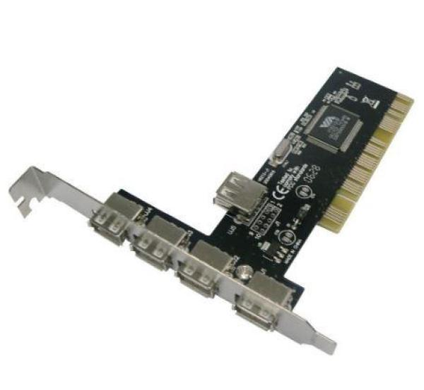 Bảng giá Card PCI ra 4 cổng USB 2.0 Phong Vũ