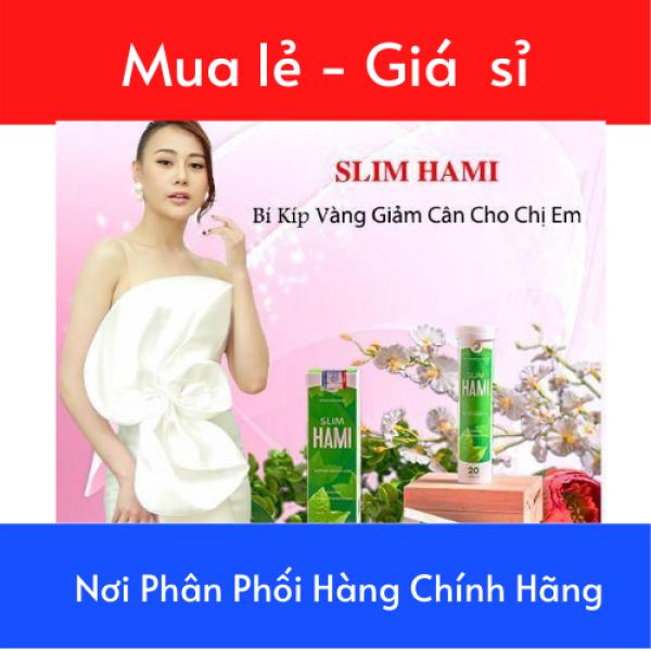 Giảm cân Slim Hami Chính hãng Hỗ Trợ Giảm Cân An Toàn, Hiệu Quả  - TS001