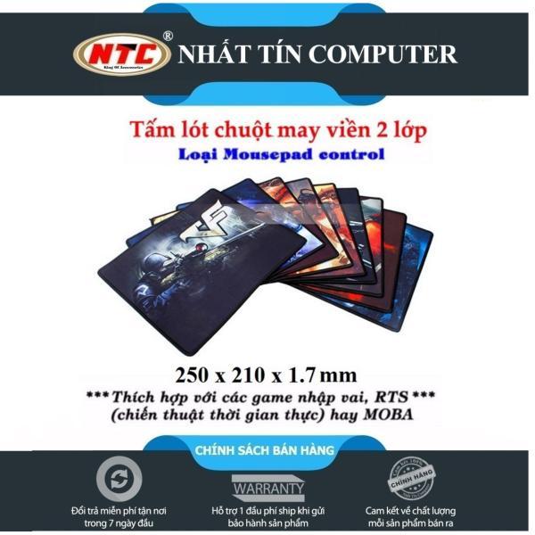 Bảng giá Miếng lót chuột chơi game Logilily L11 - Loại Mousepad Speed (Hình game ngẫu nhiên) - Nhất Tín Computer Phong Vũ
