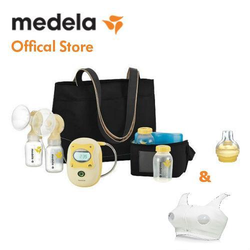 Máy hút sữa Medela Freestyle - Tặng 1 áo hút...