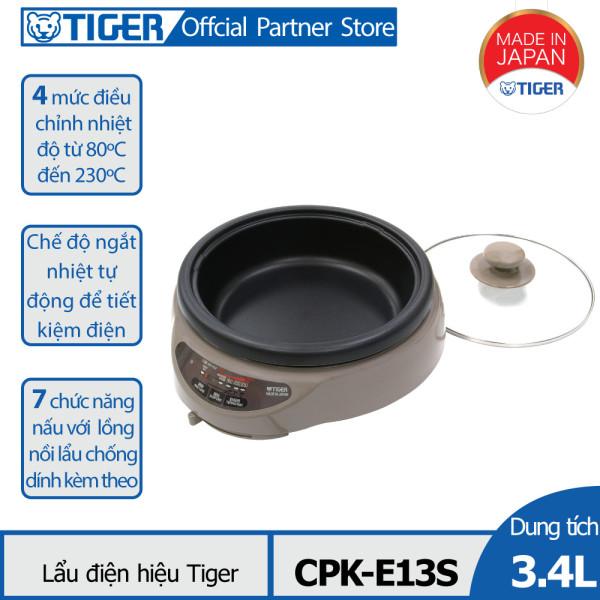 Lẩu điện Tiger CPK-E13S (3.4L)