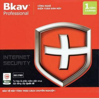 Phần mềm diệt Virus Bkav Pro - Hàng chính hãng - Bảo hành, hỗ trợ trọn đời thumbnail