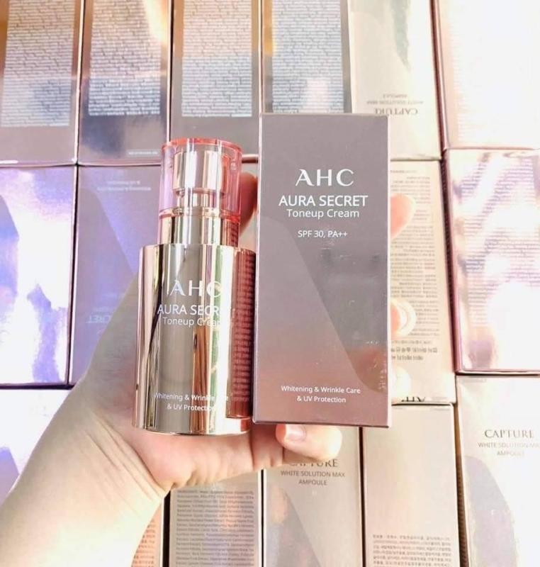 Kem Dưỡng Aura Cream AHC Hàn Quốc nhập khẩu