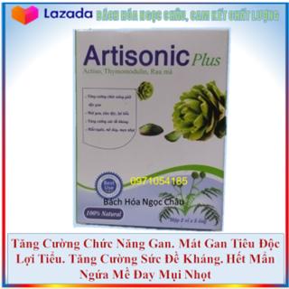 Giải Độc Gan Artisonic Plus, Mát gan, Tăng Cường Sức Đề Kháng thumbnail
